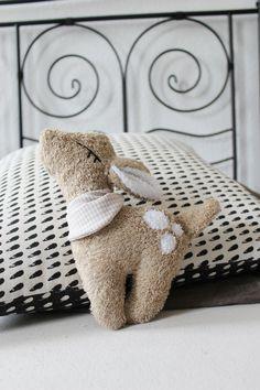 "Nähanleitungen für Reh Emmi / diy sewing instruction: fawn ""Emmi"", diy project. baby by waldgefaehrten via DaWanda.com"