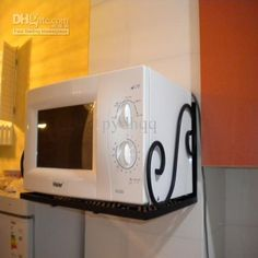 microwave wall mount for small kitchen