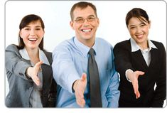 the employees at the service desks are friendly most of the time good service, good feeling