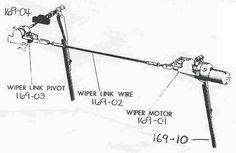 1979 FJ40 Wiring diagram Toyota Landcruiser FJ40 Land