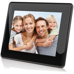 DP843WD | 0716829978436 | Coby 8 Digital Photo Frame with Multimedia Playback at ComputerValleyUSA.com