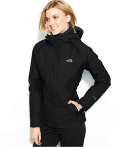 The North Face Jacket, Boundary Triclimate Hooded - Coats - Women - Macy's