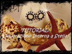 Tutorial Perline - Decorazione interna a Stella - YouTube