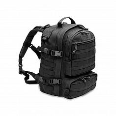WARRIOR PEGASUS BAG BLACK