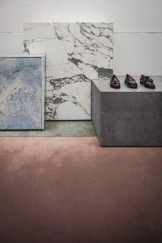 New Market showroom, Amsterdam, 2016 - Framework Studio