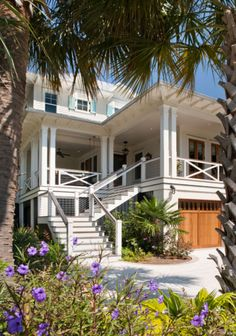Sullivan's Island Marshview :: Herlong & Associates :: Coastal Architects, Charleston, South Carolina