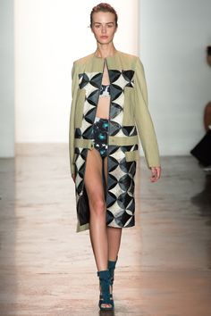 Peter Som Spring 2014 RTW - Review - Fashion Week - Runway, Fashion Shows and Collections - Vogue