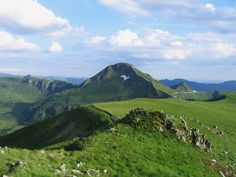 Puy Mary – Volcan du Cantal (Cantal)