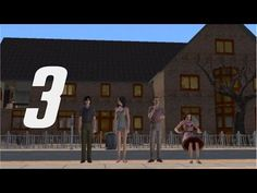 ||PROJECTILE PEEING??!!|| Zombie Chicken Plays: The Sims 2, Series 1, Episode 3 - YouTube
