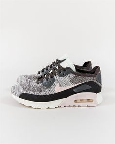 separation shoes de546 1bf4c Nike Wmns Air Max 90 Flyknit Ultra 2.0 - 881109-003 - Footish  If you´re  into sneakers