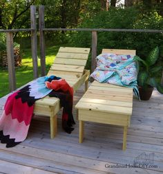 17 Reclaimed Wood DIY Outdoor Projects to Brighten Your Outdoor Space - DIY and Craft Ideas & Home Decor Reclaimed Wood Projects, Diy Wood Projects, Outdoor Projects, Woodworking Projects, Wood Crafts, Woodworking Equipment, Outdoor Ideas, Diy Crafts, Comfortable Outdoor Chairs