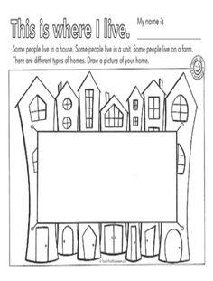 math worksheet : kindergarten geography worksheets  google search  teach  : Kindergarten Geography Worksheets