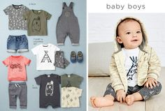 Baby Boys & Unisex 0mths-2yrs | New In | Boys Clothing | Next Official Site - Page 1