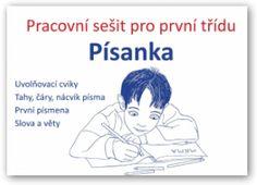 Písanka – velký pracovní sešit pro první třídu Ecards, Games, Music, Books, E Cards, Musica, Musik, Libros, Book