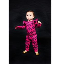 Swallows Playsuit Rock Your Baby