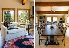 An Adventurous Family Transforms Their Tahoe Donner Home — KJM