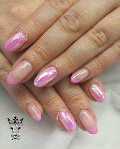 Pink nails  #nails💅 #nailart #pinknails💅 #frenchpink #foilnails #light #lovenails💅 #nailaddict #nailaholic #nails2inspire #nailsofistagram #nailartist #marinaveniou #nailartseminars #trusttheexperts #beautymakesyouhappy   www.kalliopeveniou. gr