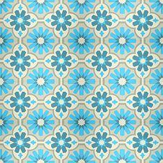 VN Azule 07 Portugese cementtegel van Designtegels.nl