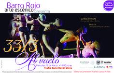 Danza: Al vuelo.Teatro Javier Barros Sierra. Miércoles 16 de marzo, 18:00 horas. Solicita tus cortesías en el Centro Cultural Acatlán.
