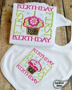 1st Birthday - Beau Mitchell Boutique