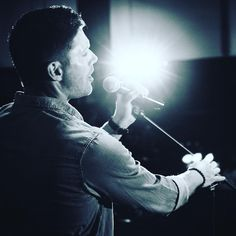 """Jensen Ackles (@jensenackles) on Instagram: """"Thanks #SpnNJ2017 for a killer weekend. And thanks to @jasonmannsmusic for guest hosting. You were great man."""