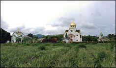 Orthodox Church in Phuket Christian Church, Phuket, Taj Mahal, Building, Travel, Viajes, Buildings, Traveling, Trips