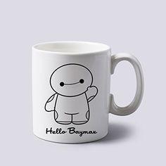 Hello Baymax Mug Cup Two Sides 11 Oz Ceramics Mug http://www.amazon.com/dp/B00WG2XC5K/ref=cm_sw_r_pi_dp_-.Lnvb0T5K260