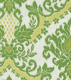 Home Decor Print Fabric-Wavery Bedazzle / Clover & home decor fabric at Joann.com