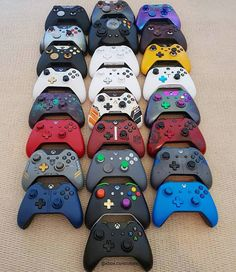 Video Games Consoles Console Mario Zelda Nintendo Switch Playstation Xbox One Retro Nostalgia Xbox Atari NES SNES Sega Genesis Master System Game Gear Gameboy GameCube Wii Wii U Custom Xbox One Controller, Xbox Controller, Online Video Games, Play Game Online, Xbox 1, Xbox One S, Control Xbox, Manette Xbox One, Ps Wallpaper