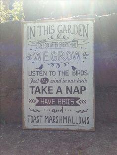 i love being outside! 🌱 #garden #loveeeee