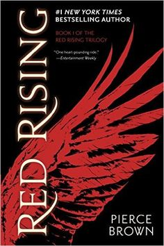 The ultimate book list for Game of Thrones fans, including Red Rising by Pierce Brown.
