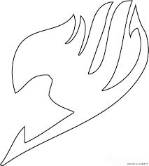 Bildergebnis fr Fairy Tail coloring pages Fairy Tail