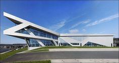 Новое здание Drehmo Wenden
