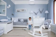 Baby Boy Nursery Room İdeas 825003225474276215 - Source by Toddler And Baby Room, Boy Toddler Bedroom, Baby Boy Room Decor, Baby Room Design, Baby Bedroom, Baby Boy Rooms, Nursery Room, Baby Boys, Kids Bedroom