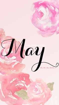 Here Comes the Sun #May #Spring #peonies April showers Bring May Flowers