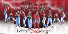 A big thanks to coach Tony Webster of Team Chaos in Chelsea, AL for reaching out to us to create their custom baseball banner.  The banner features all the players and also includes their team sponsors and will be hung at their baseball tournaments around the southeast.  We also converted that design to be a custom baseball poster that the whole team and parents could enjoy.
