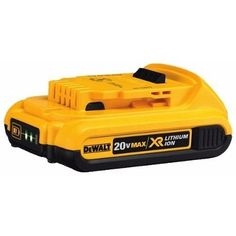 (1) Bateria De Íons Lition 20v Max Xr 2.0ah - Dcb203-b3 Dewal - R$ 204,90 no MercadoLivre