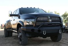 black stock dodge ram truck not lifted