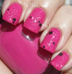 dollish polish im a material girl