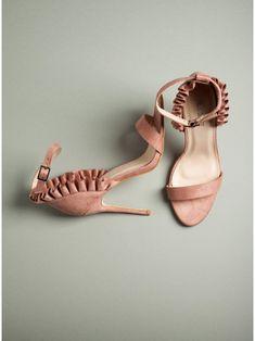 Public Desire Heel Sandals Glory-Pink - Πέδιλα - Υποδηματα - Γυναίκα Public Desire, Heels, Pink, Shopping, Fashion, Heeled Sandals, Sandals, Heel, Moda