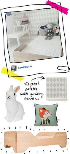neutral nursery ferm living