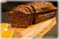 Weihnachten - Honigkuchen aus Frankreich #franzoesisch #kochen #rezept #kuchen #honigkuchen #honig #weihnachten