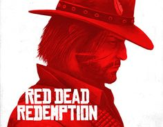 """Check out new work on my @Behance portfolio: """"Red Dead Redemption poster""""…"""