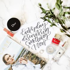 Is there a better way to spend the weekend than exploring a little? I don't think so! Hand Lettered Quote | Instagram Flatlay | Pineapple Jam Design Graphic Design Studio