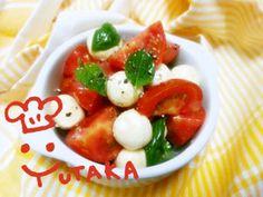 簡単☆トマトのカプレーゼ by 小林豊 [クックパッド] 簡単おいしいみんなのレシピが237万品