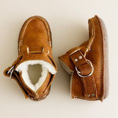 quoddy shearling booties