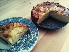 Gateau invisible a la pomme de terre #cuisine #cook #invisiblecake #coffeshop #potatoes #pommedeterre