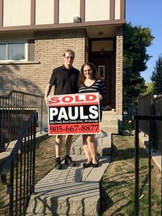 First time home buyers!  Moved to Hamilton from out-of-town.  Welcome to the city!! | Jim Pauls Real Estate