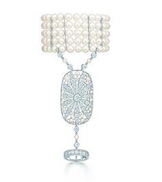 Tiffany & Co. bracelet worn by Carey Mulligan in The Great Gatsby