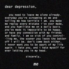 depression quotes - Google Search I kicked your ass and you will never be let in again!